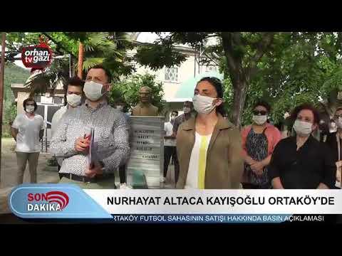 CHP Milletvekili Futbol Sahasının Satışına Dur Demek İçin Ortaköy'e Geldi!