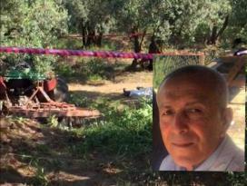 Yeni Sölöz'de Traktör Devrildi ! 1 Kişi Hayatını Kaybetti…