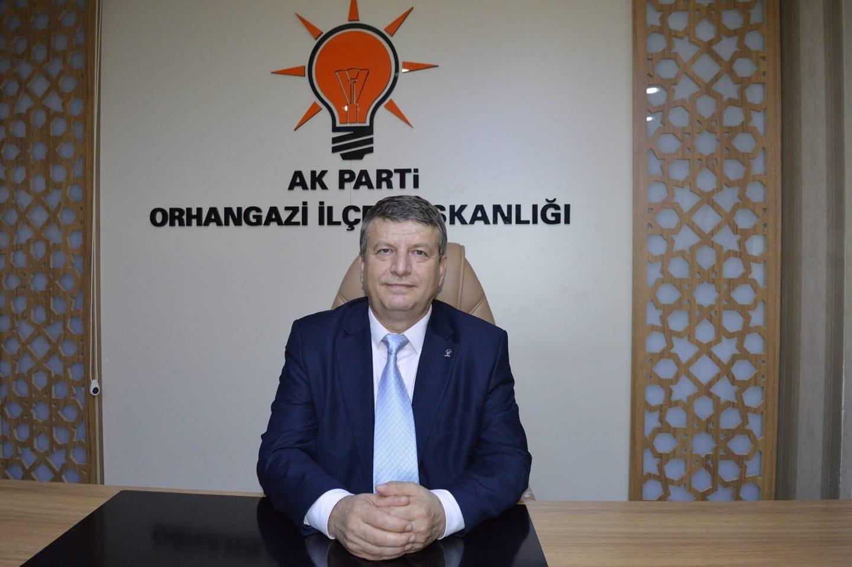 Ak Parti Orhangazi'de Sürpriz Gelişme