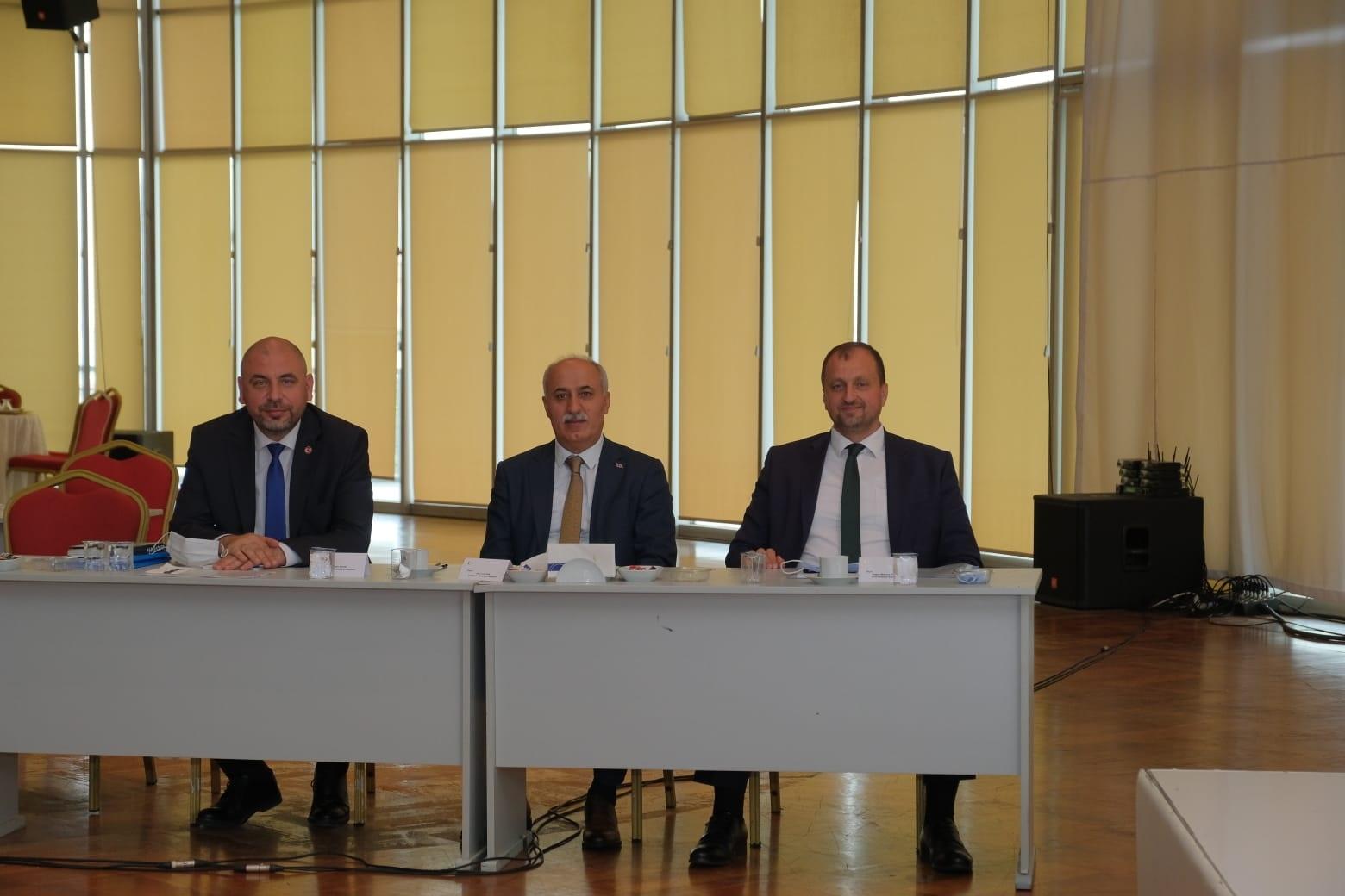Kaçak Yapı İle Mücadele Toplantısı Bursa'da Yapıldı