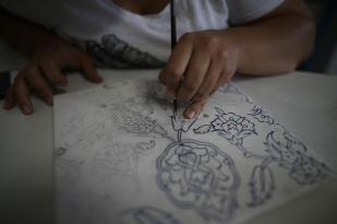 Mescid-İ Nebî'nin Çinileri İznik'ten
