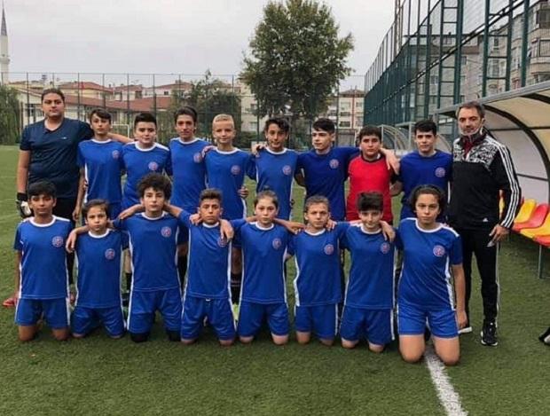 Yalova Gücü İle Karşılaşan Gençlerbirliği U-13 Takımı Güven Verdi
