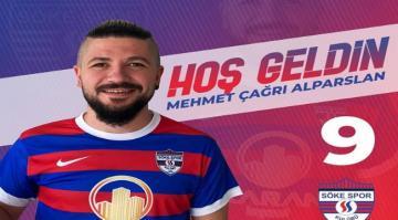 Mehmet Çağrı Alpaslan Sökespor'a Transfer Oldu
