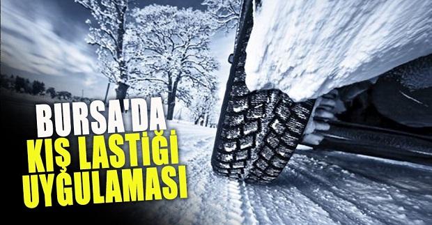 Dikkat! Ticari Araçlar İçin Zorunlu Kış Lastiği Uygulaması Yarın Başlıyor