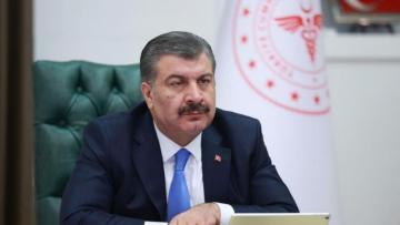 Bakanı Koca: Koronavirüsün Burun Yoluyla Bulaştığı Netlik Kazandı