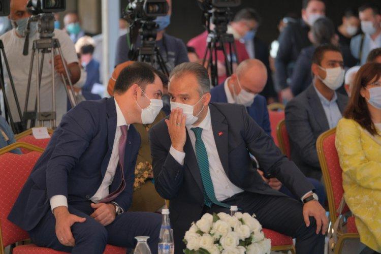 Büyükşehir Belediye Başkanı Aktaş Ankara'dan Müjdelerle Döndü