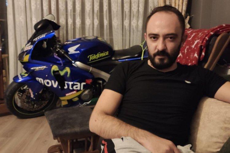 İznik'te Köpeklerin Saldırısına Uğradı