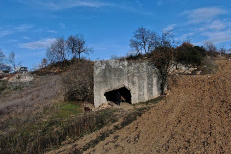 2 Bin Yıllık Kaya Mezarı, Bakın Kime Ait Çıktı!