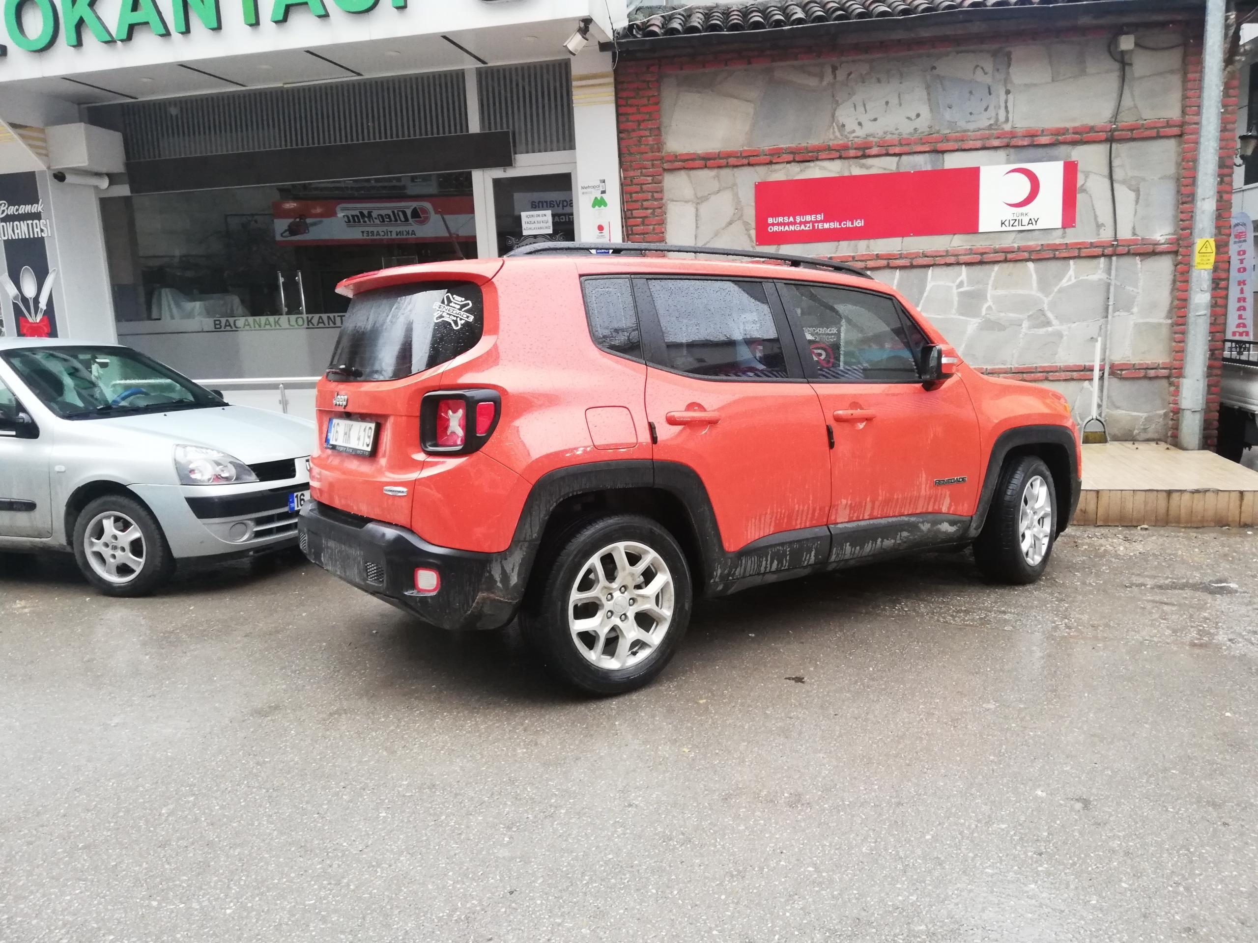 Orhangazi'de Araç Çalan Şahıslar Yenişehir'de Yakalandı!