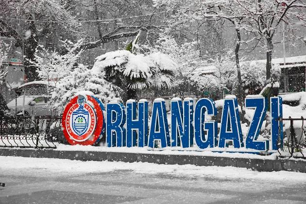 Orhangazi'de Hava Durumu