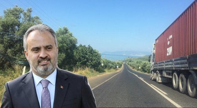Alinur Aktaş'tan İznik Yolu Açıklaması!