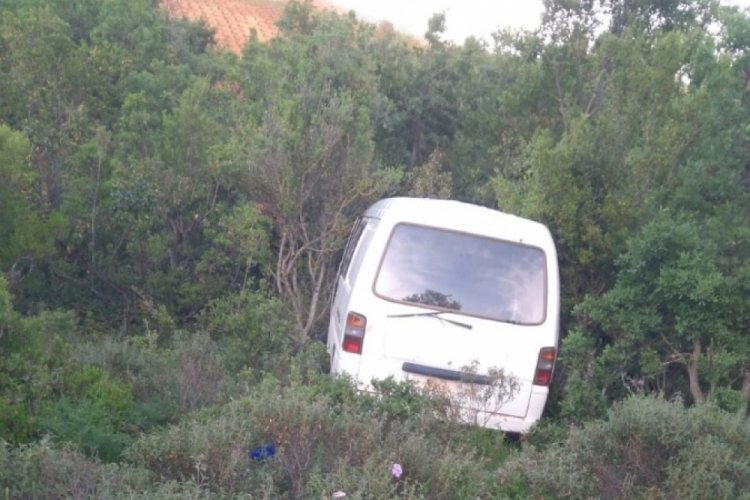 Yalova'da Çalınan Panelvan Araç İznik'te Bulundu