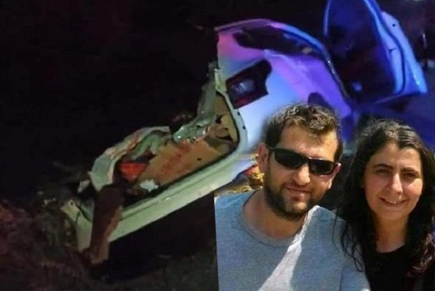 Trafik Kazası İznik'li Aileyi Hayattan Kopardı!